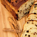 Oatmeal raisin breakfast bread REP
